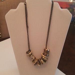 Penelope Ann Kenyeta Cascade necklace